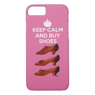 Coque iPhone 7 Gardez les chaussures calmes 2 d'achat