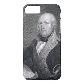 Coque iPhone 7 George Rogers Clark (1752-1818) gravé par Thomas