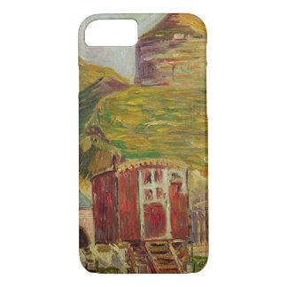 Coque iPhone 7 Gitans à Port-en-Bessin, 1883 (huile sur la toile)