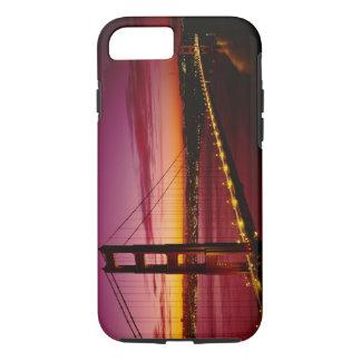 Coque iPhone 7 Golden gate bridge, San Francisco, la Californie,