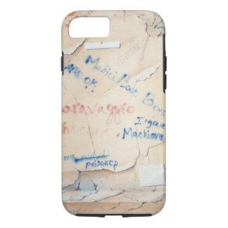 Coque iPhone 7 Graffiti florentin