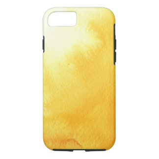 Coque iPhone 7 grand arrière - plan d'aquarelle - peintures 4