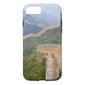 Coque iPhone 7 Grande Muraille de la Chine chez Jinshanling,