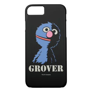 Coque iPhone 7 Grover demi