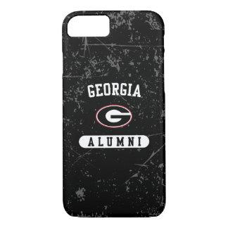 Coque iPhone 7 Grunge des anciennes élèves   de la Géorgie