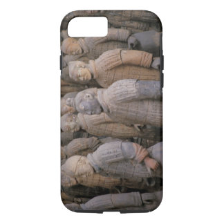 Coque iPhone 7 Guerriers de terre cuite dans l'empereur Qin