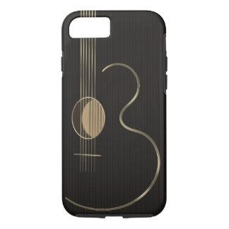 Coque iPhone 7 Guitare acoustique