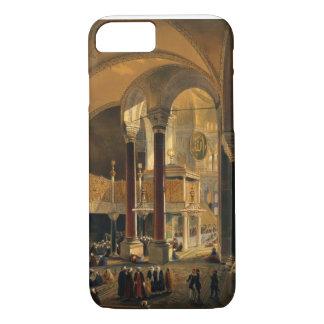 Coque iPhone 7 Haghia Sophia, plat 8 : la galerie et le b