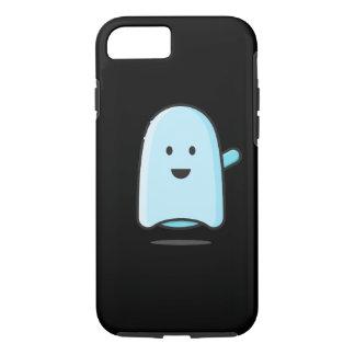 Coque iPhone 7 Halloween - caisse mignonne de fantôme