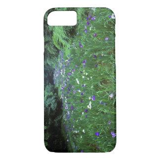 Coque iPhone 7 Hana Shobu (iris japonais de l'eau), tombeau de