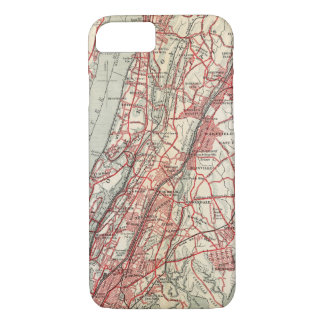 Coque iPhone 7 Harlem, Yonkers, manoir de Pelham, New York