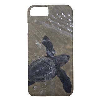 Coque iPhone 7 Hatchlings 2 de tortue