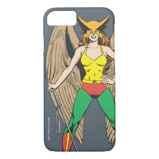 Coque iPhone 7 Hawkwoman