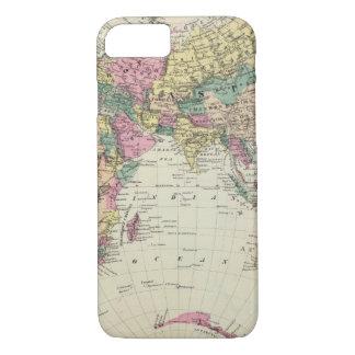 Coque iPhone 7 Hémisphère oriental 2