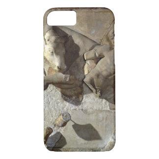 Coque iPhone 7 Hercule combattant Taureau crétois, un d'une série