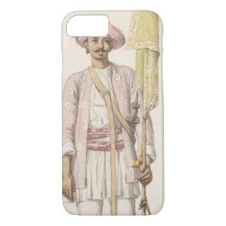 Coque iPhone 7 Homme de Rocket du sultan de Tipoo (1750-99),