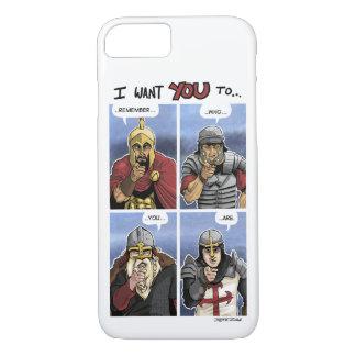 Coque iPhone 7 Hommes du cas occidental de téléphone de grille !
