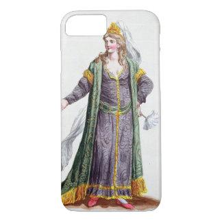 Coque iPhone 7 Hyu-Chen, épouse de Genghis Khan, de 'DES de