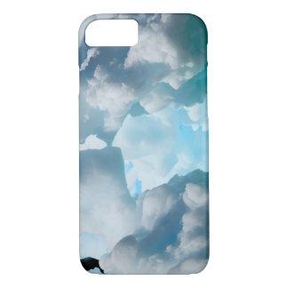 Coque iPhone 7 Icebergs de glace du bout du sud des sud
