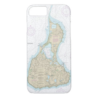 Coque iPhone 7 Île de Block