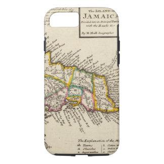 Coque iPhone 7 Île de la Jamaïque