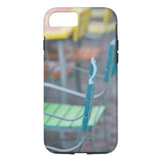 Coque iPhone 7 Îles d'ABC, ARUBA, Palm Beach : Café coloré 2