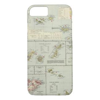 Coque iPhone 7 Îles, l'Océan Atlantique