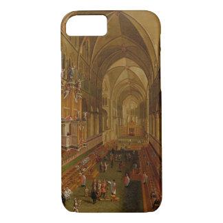 Coque iPhone 7 Intérieur de la cathédrale de Cantorbéry,