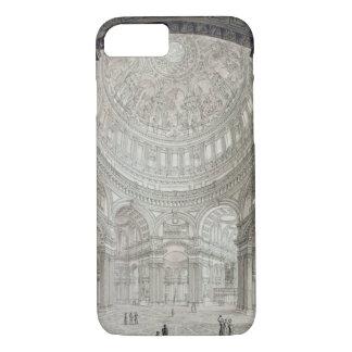 Coque iPhone 7 Intérieur de la cathédrale de St Paul, 1817