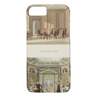 Coque iPhone 7 Intérieurs : Le vieux salon de cèdre et le Li
