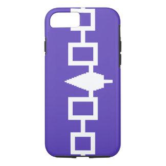 Coque iPhone 7 IPhone 7/8 cas - conception de ceinture de