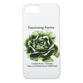 Coque iPhone 7 iPhone 7 - Cas de téléphone de fermes de Tassinong