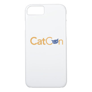 Coque iPhone 7 iPhone 7 de CatCon, à peine là