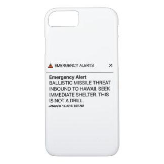 Coque iPhone 7 Iphone vigilant de secours