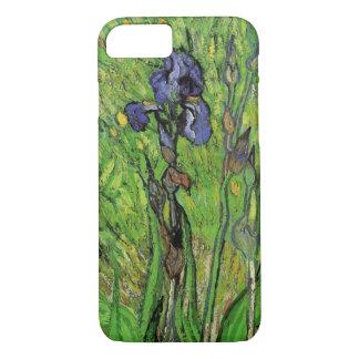 Coque iPhone 7 Iris par Vincent van Gogh, beaux-arts vintages de
