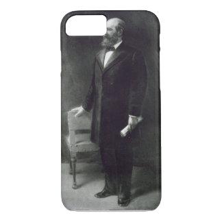 Coque iPhone 7 James Abram Garfield, 20ème président du St uni