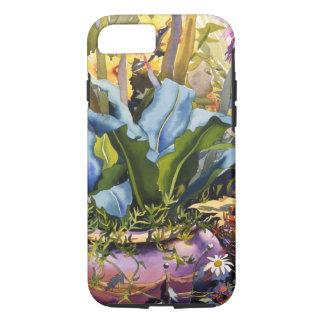 Coque iPhone 7 Jardin avec les plantes 2000