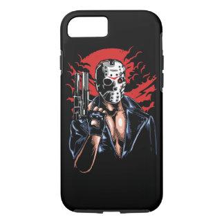 Coque iPhone 7 Jason sera de retour cas dur de téléphone