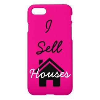 Coque iPhone 7 Je vends le cas de téléphone portable d'agent