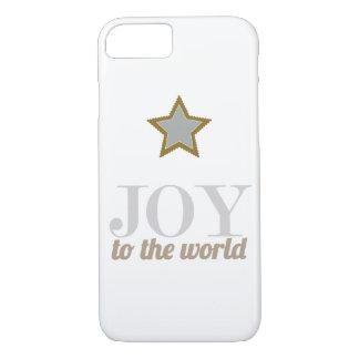 Coque iPhone 7 Joie dans le cas de téléphone du monde