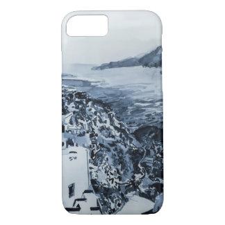 Coque iPhone 7 Joie de Santorini