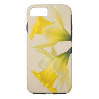 Coque iPhone 7 Jonquilles jaunes