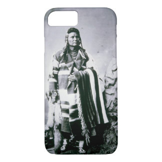 Coque iPhone 7 Joseph en chef (1840-1904) c.1880 (photo de b/w)
