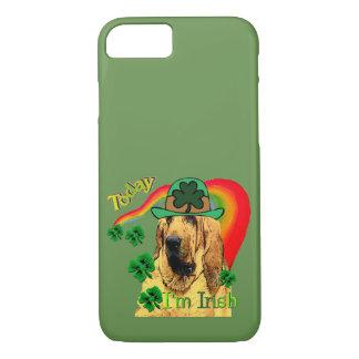 Coque iPhone 7 Jour de la Saint Patrick mignon de limier
