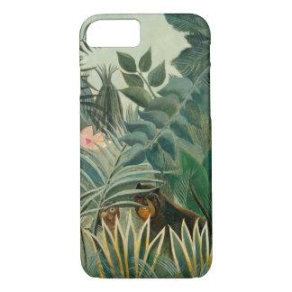 Coque iPhone 7 Jungle équatoriale, 1909 (huile sur la toile)