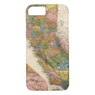 Coque iPhone 7 La Californie 4