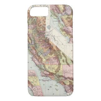 Coque iPhone 7 La Californie 8