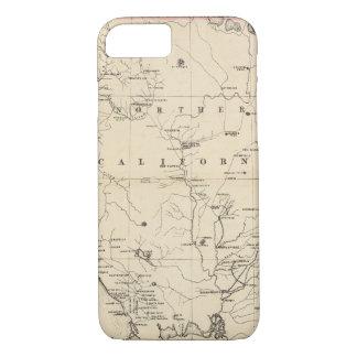 Coque iPhone 7 La Californie du nord