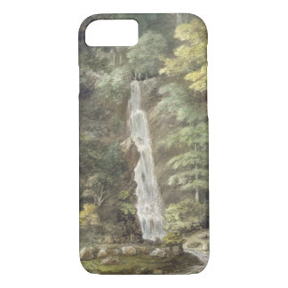 Coque iPhone 7 La cascade de cascade chez Hestercombe fait du