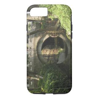 Coque iPhone 7 La Chine, Nantong, un pont arqué forme un parfait